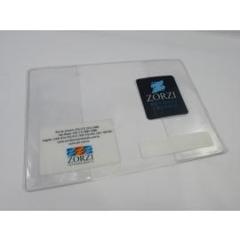 Capa Passaporte em PVC Cristal