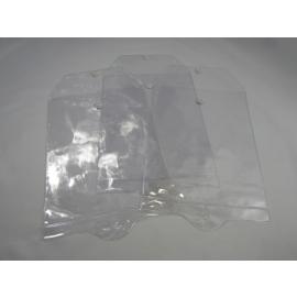 Embalagens em PVC Cristal